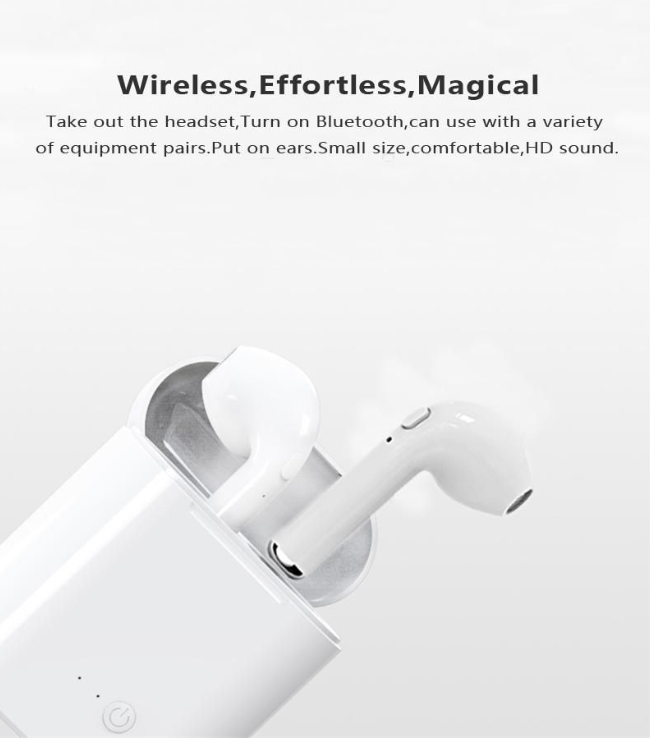 Wireless Bluetooth  Earbuds with Microphone - Giftsfiber.com