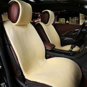 Hot Sale Fur Car Seat Cover 자동차 펄 카 시트