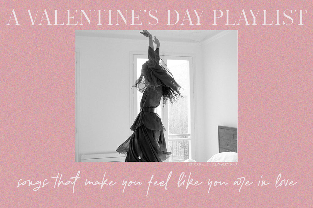 A Valentine's Day Playlist