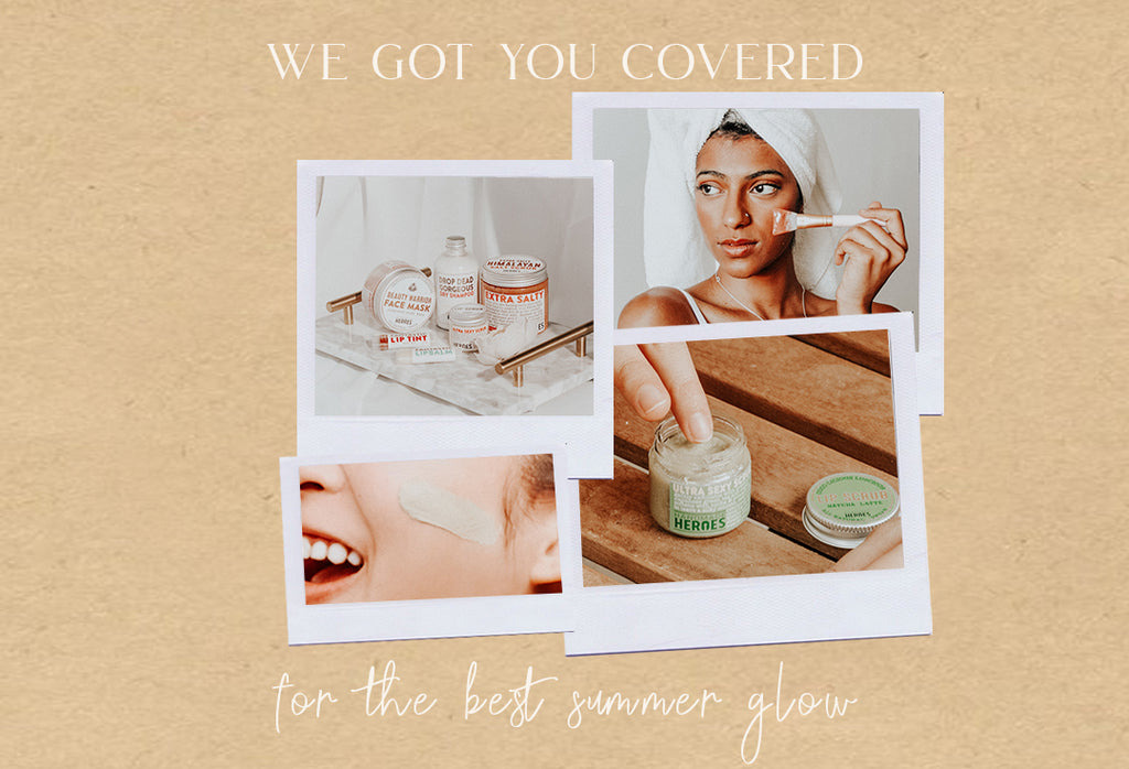 We Got You Covered For The Best Summer Glow
