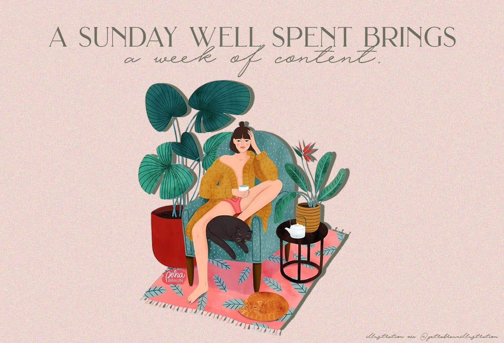 Recipes for Self Care Sunday