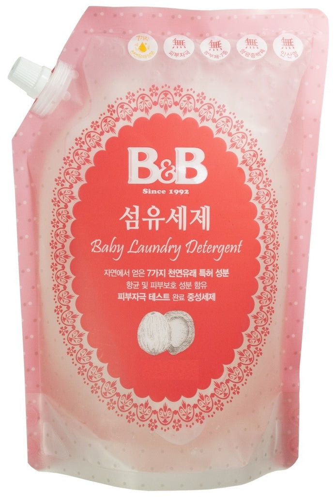 B&B Fabric Detergent Refill - 1500Ml