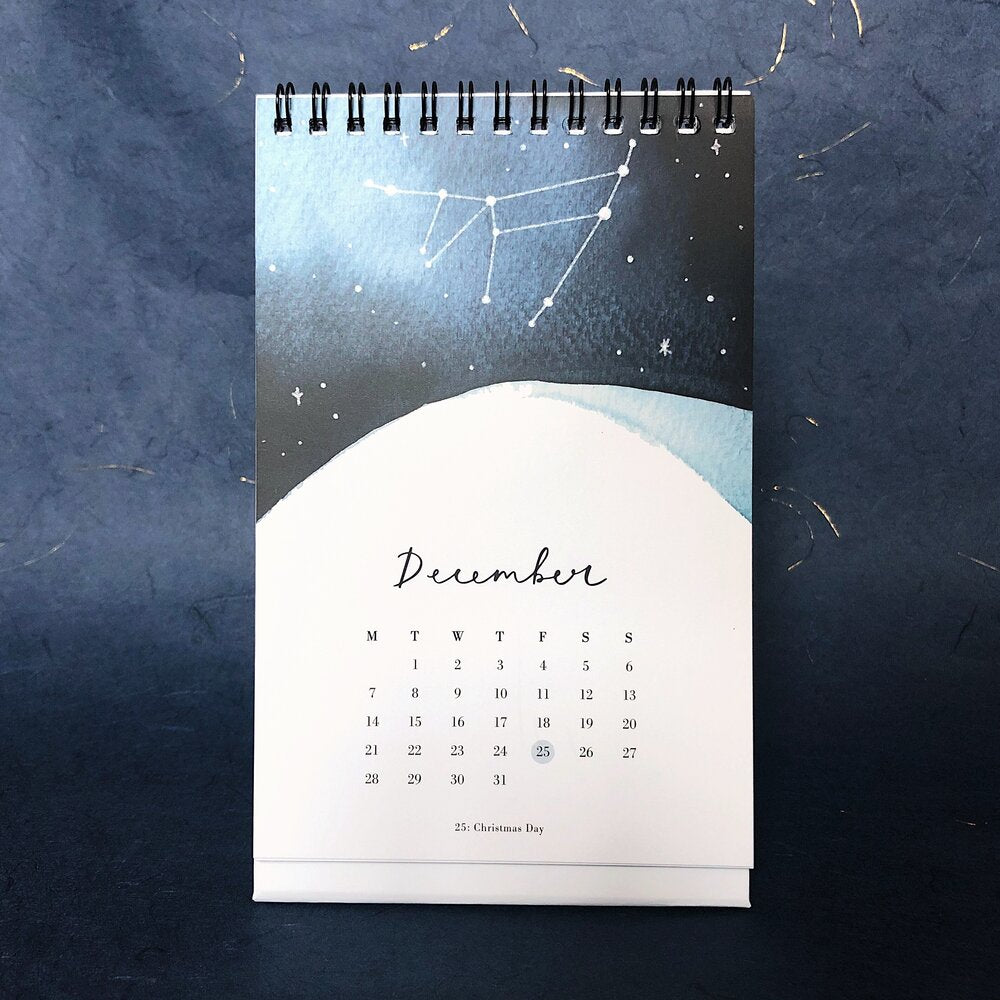 CONSTELLATION | 2020 DESK CALENDAR