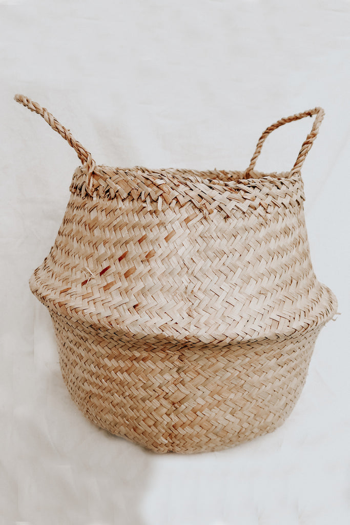 CLASSIC BASKET | BROWN