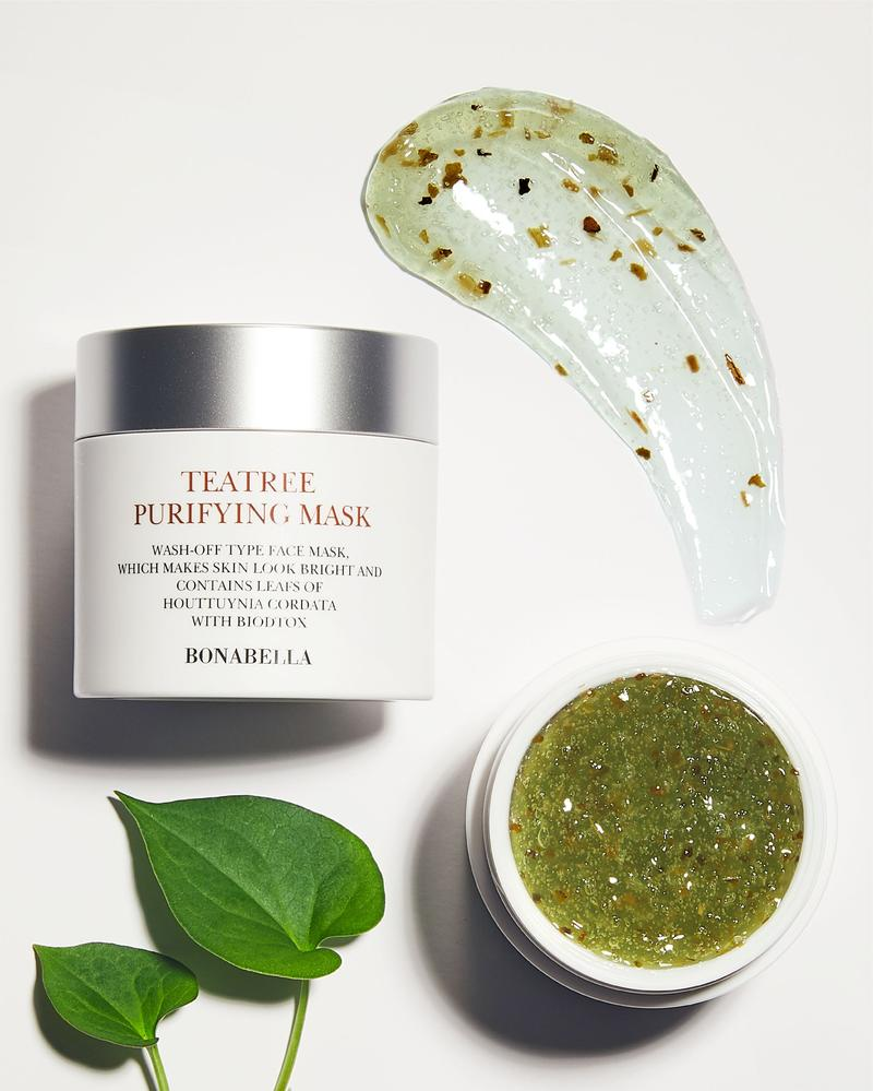 LAUNCH DEAL - BONABELLA TEATREE PURIFYING MASK