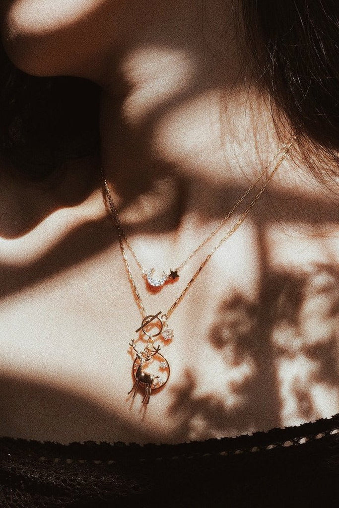 DEAR DEER NECKLACE