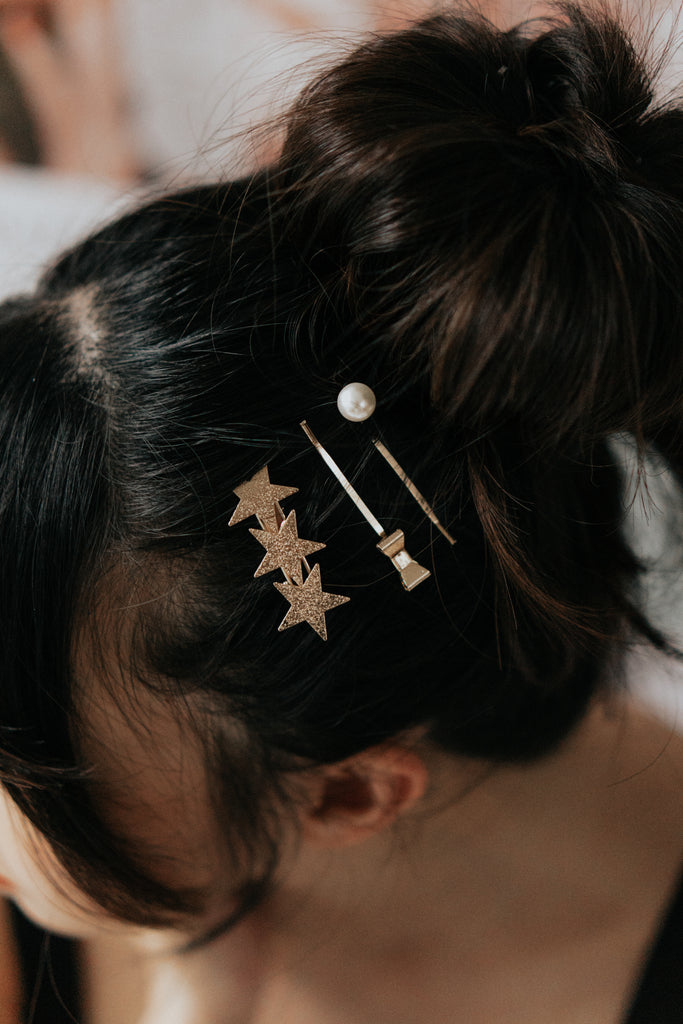 STELLAR HAIR PIN SET