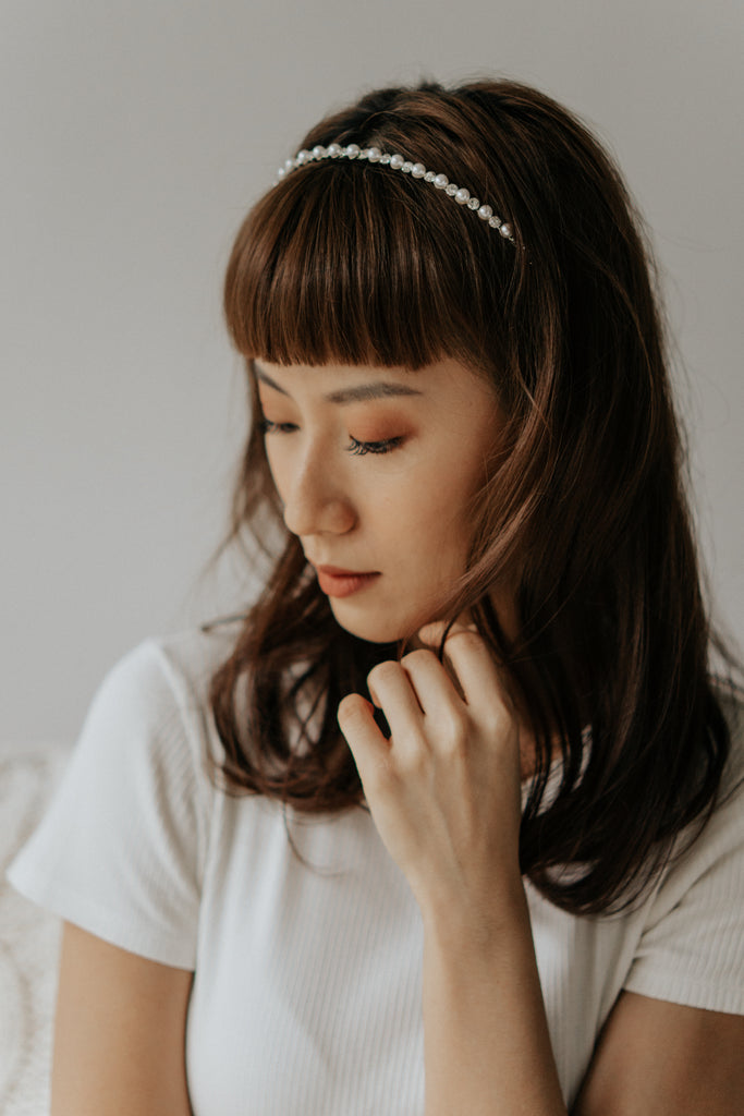 LEICA JEWELED HAIRBAND (BACKORDER)
