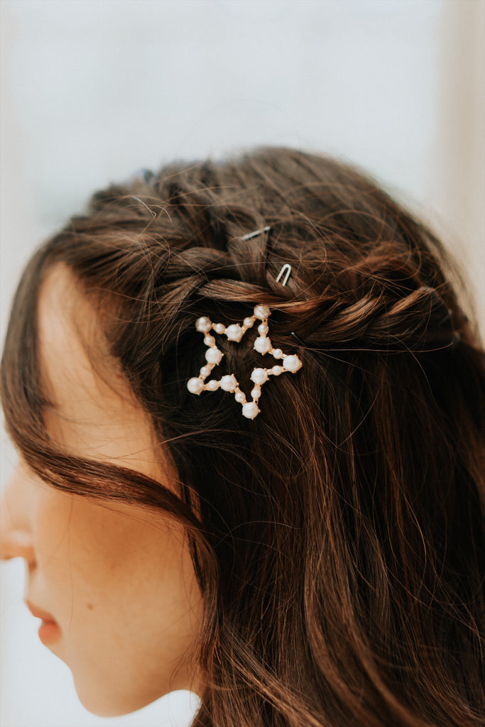 STARRY BOBBY PIN