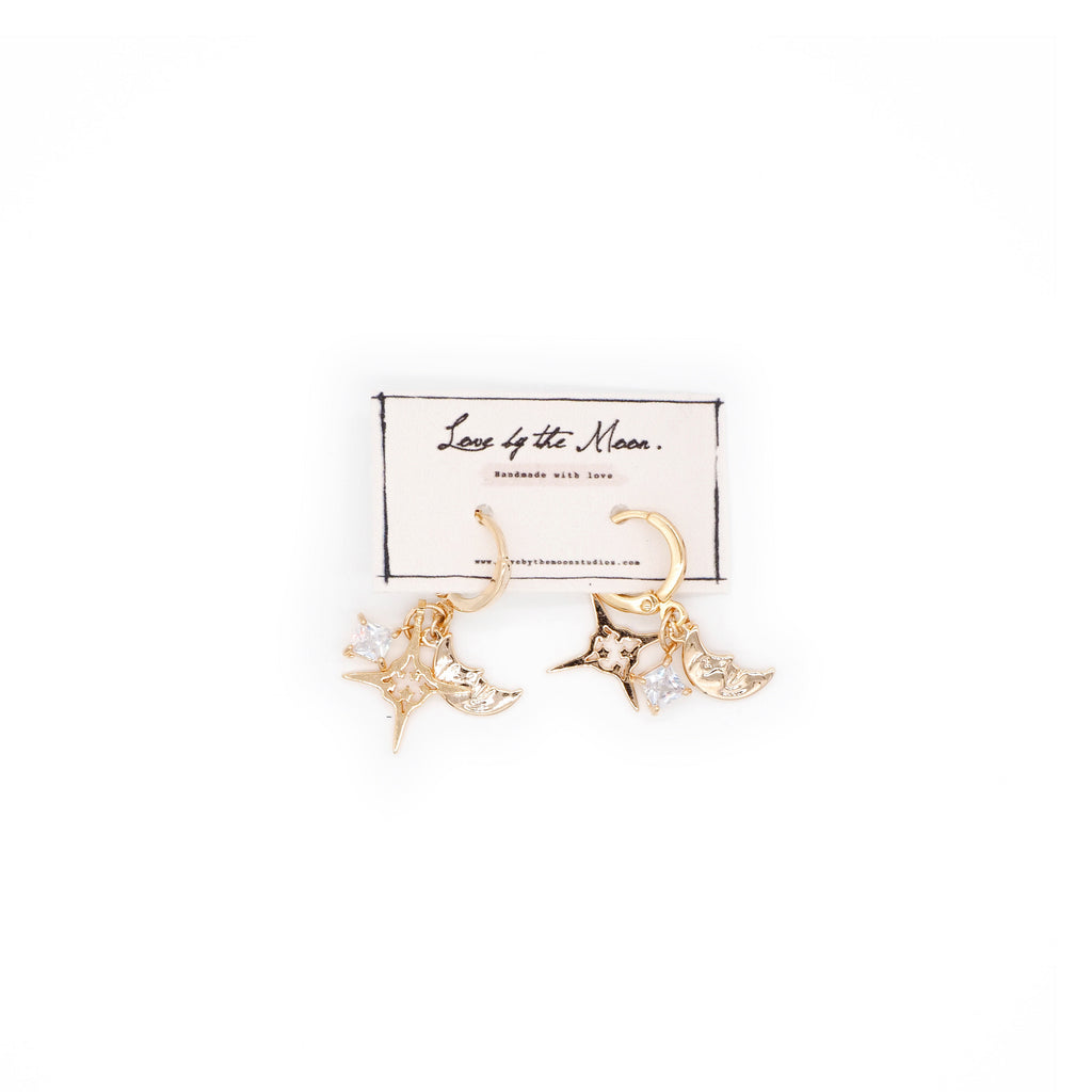 MOONCHILD EARRINGS