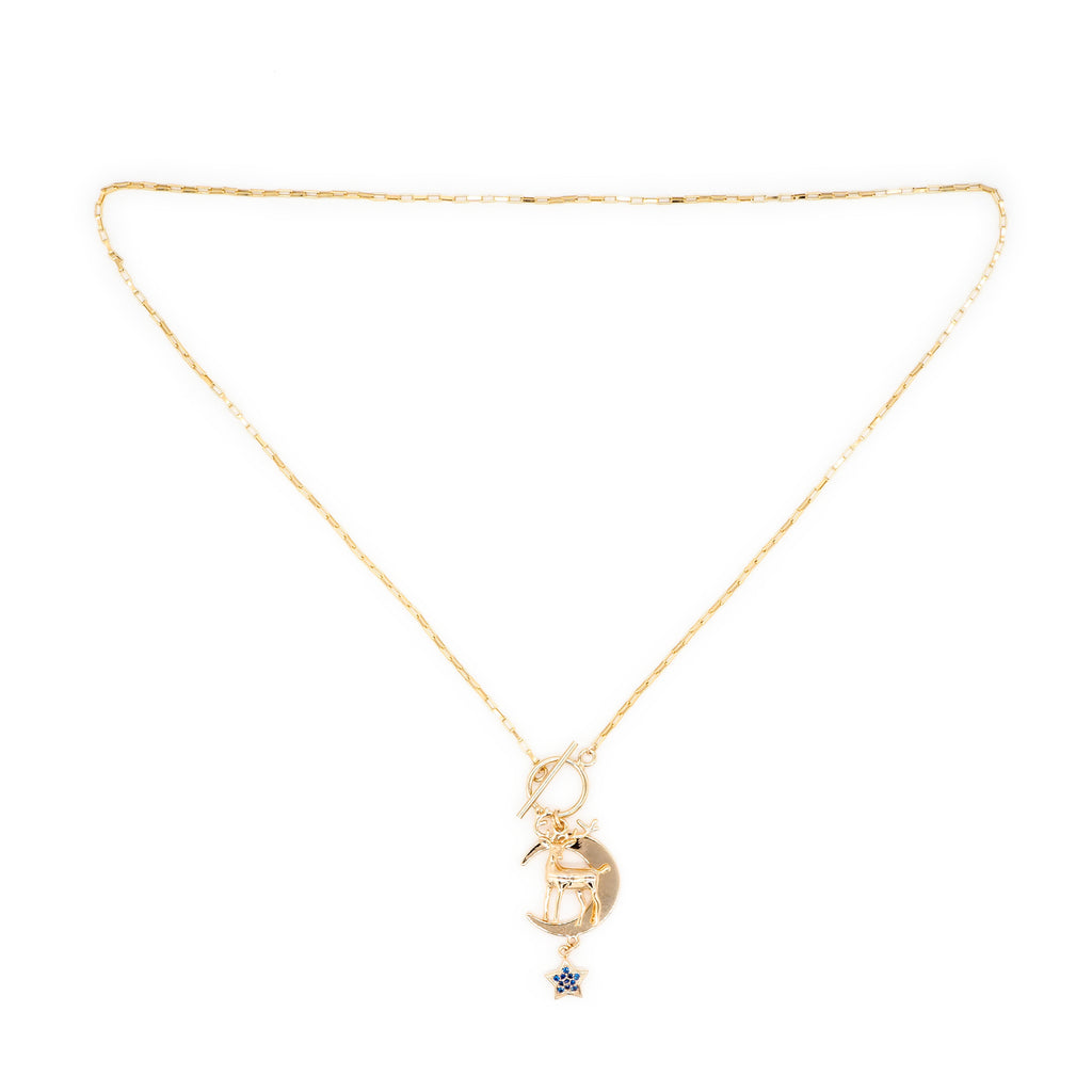 DEAR BAMBI NECKLACE