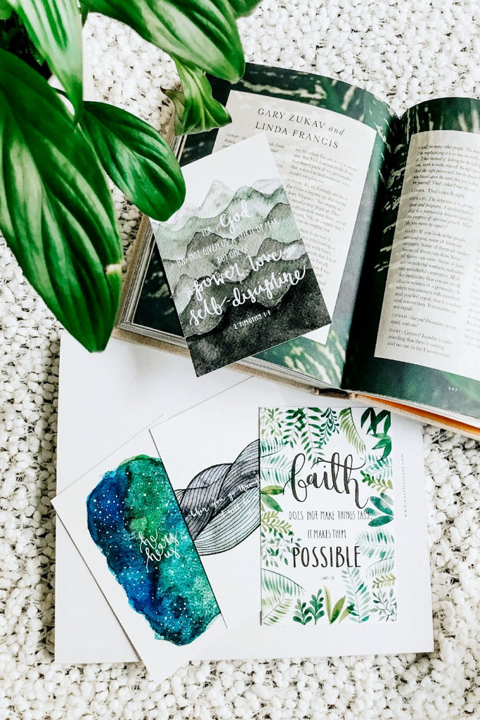 FAITH SERIES | CHRISTIAN INSPIRATIONAL CARD SET