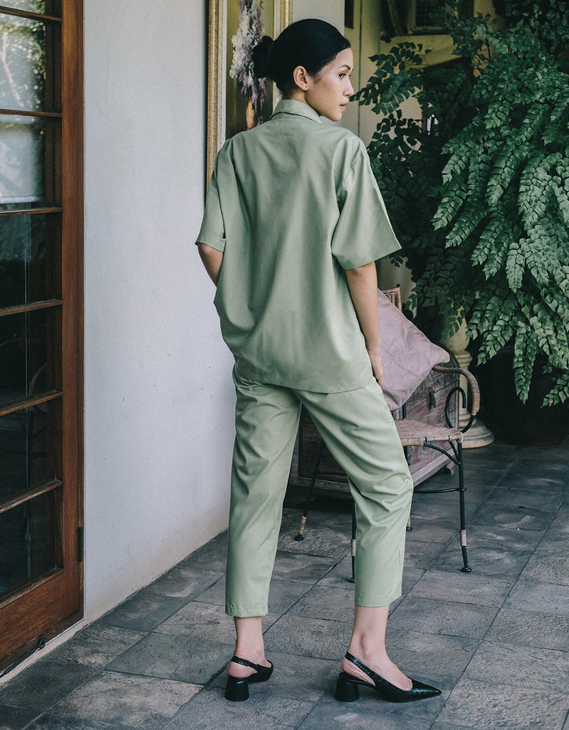 RUE OLIVE TOP