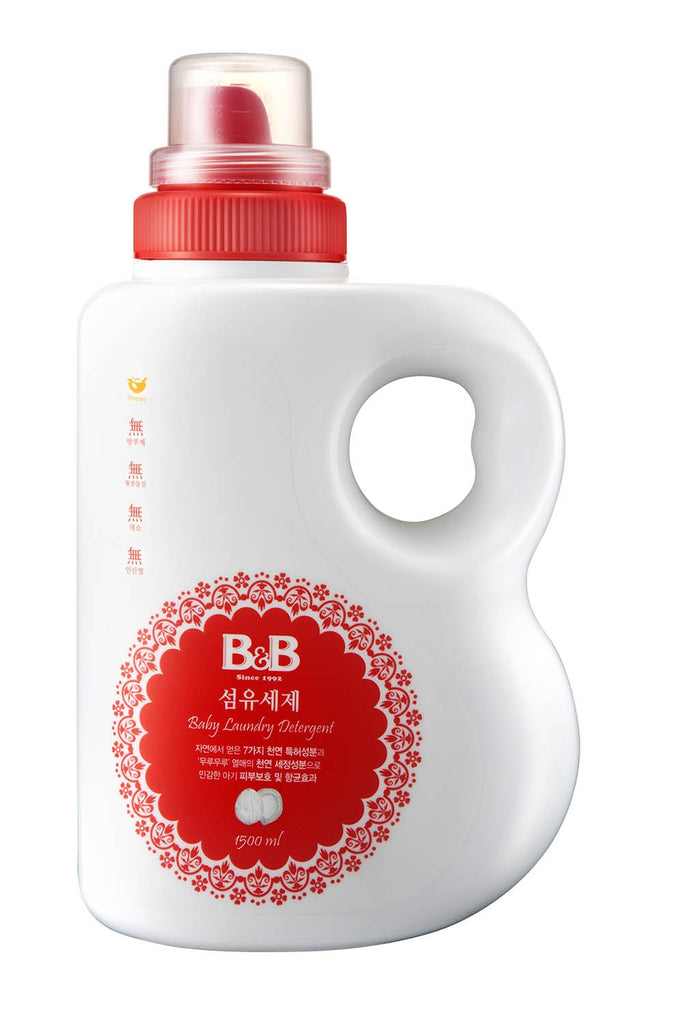 B&B Fabric Detergent - 1500ml
