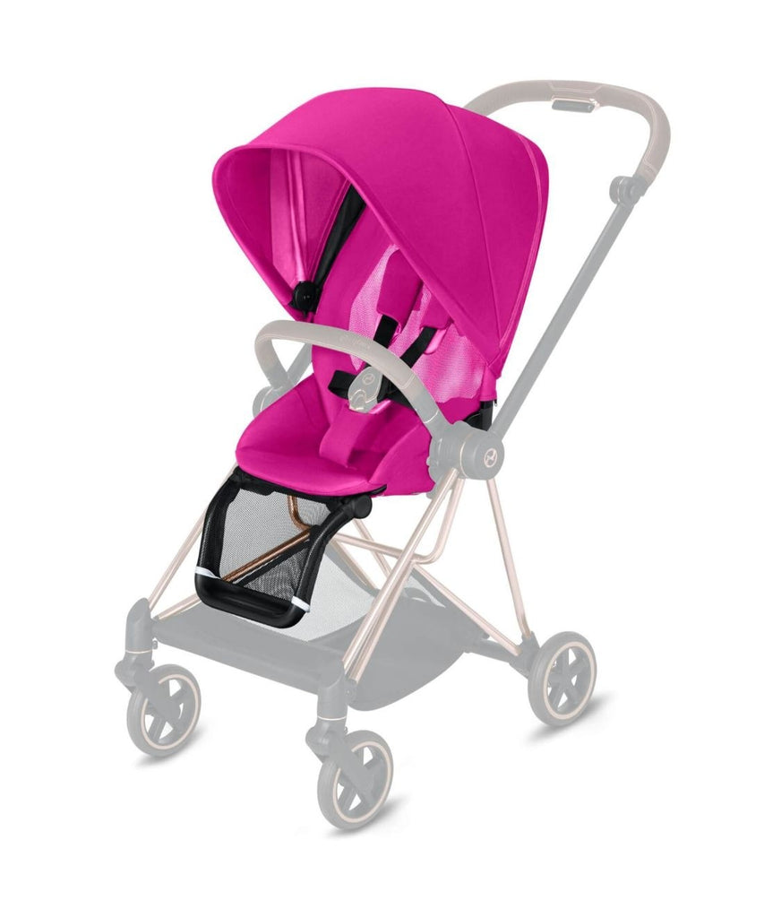 CYBEX MIOS SEAT PACK - FANCY PINK PURPLE
