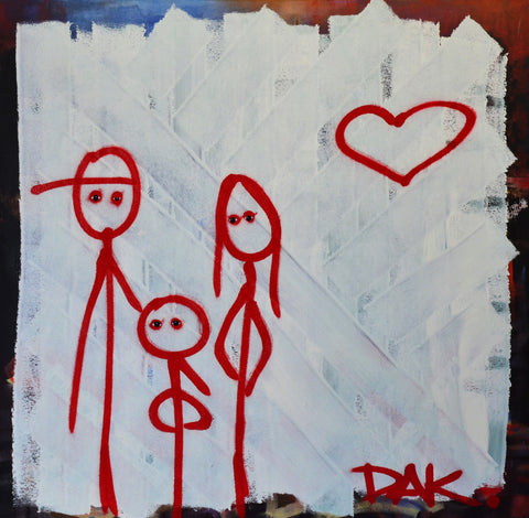 BE FAMILY (SOLD)