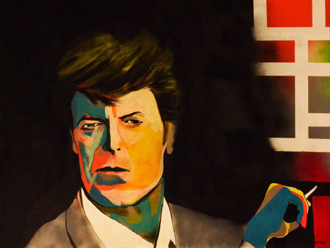 DAVID BOWIE (SOLD)