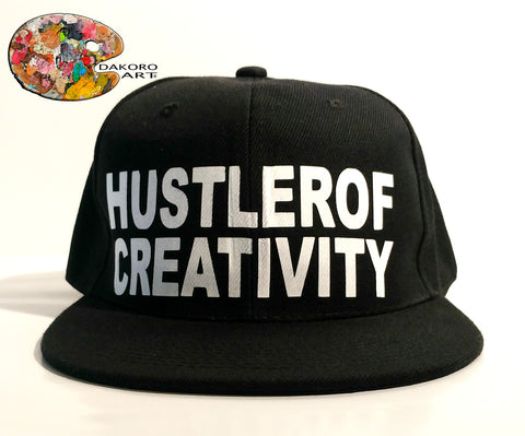 H.O.C Fitted Hat