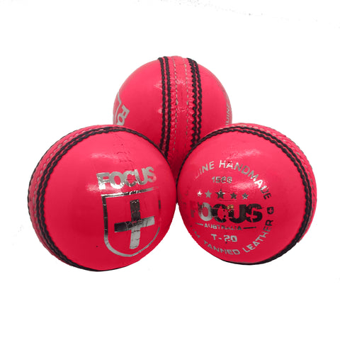 FOCUS SELECT SERIES MATCH BALL PINK 2pc - 135g