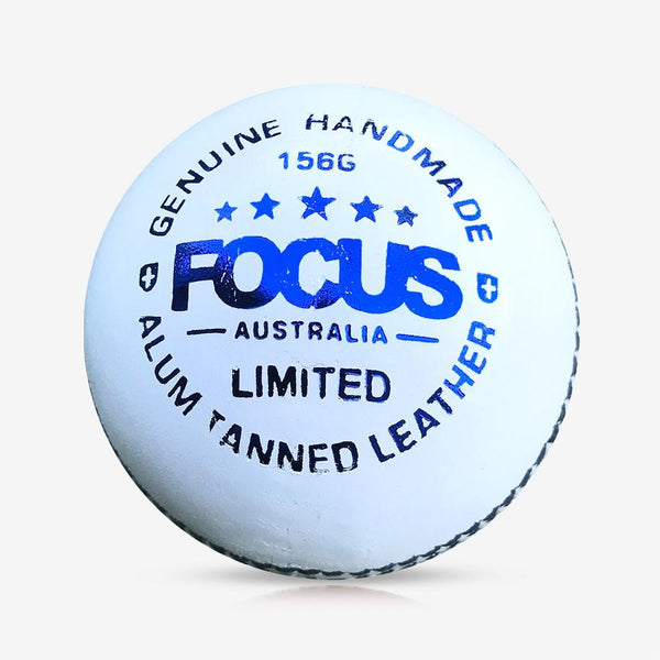 FOCUS T-20 SERIES MATCH BALL - WHITE 156g