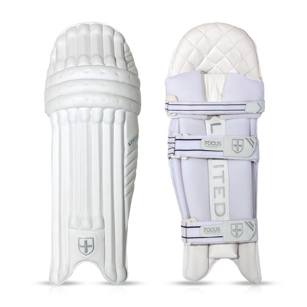 LIMITED BATTING PADS WHITE