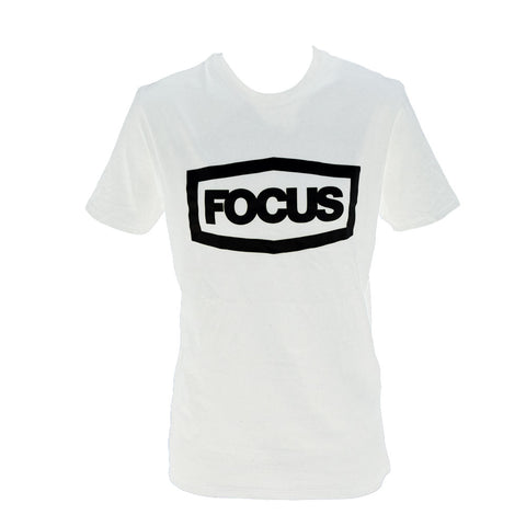 FOCUS CRICKET T-SHIRT WHITE