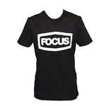 FOCUS CRICKET T-SHIRT BLACK
