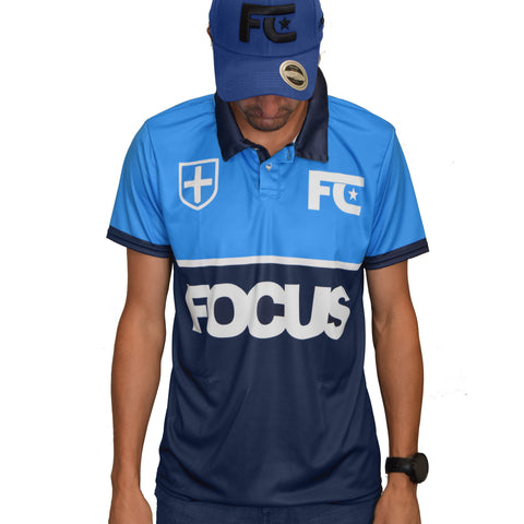 FOCUS CRICKET SHIRT PURE