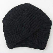 Load image into Gallery viewer, Wrapped Winter Beanie