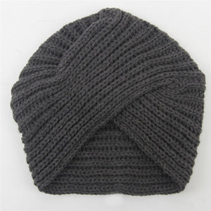 Wrapped Winter Beanie