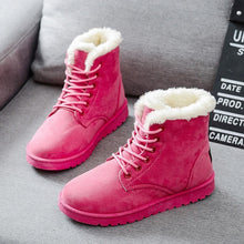 Load image into Gallery viewer, Fuzzy Boots By Luxe