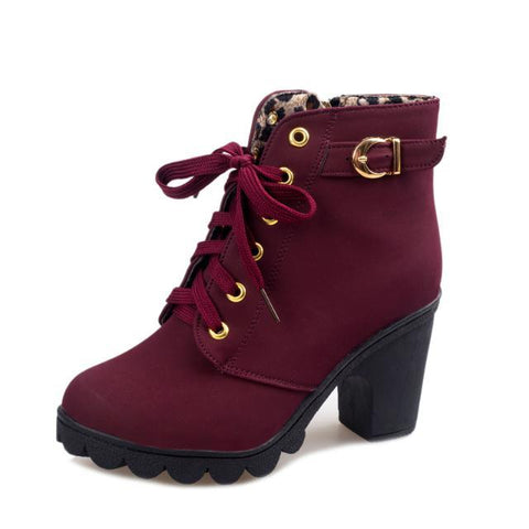 Luxe Sleek High Boots