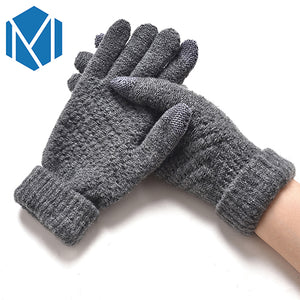Touchscreen Woolen Gloves