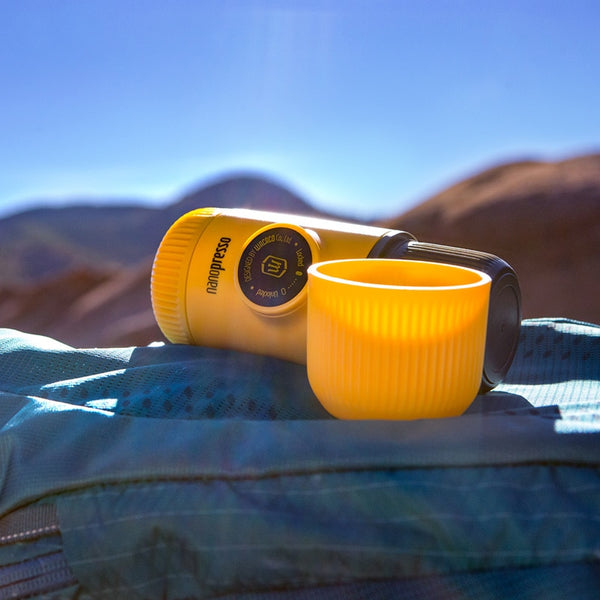 "Pods ""Wacaco Nanopresso"", edition ""Yellow Patrol"" - Just-Elle"