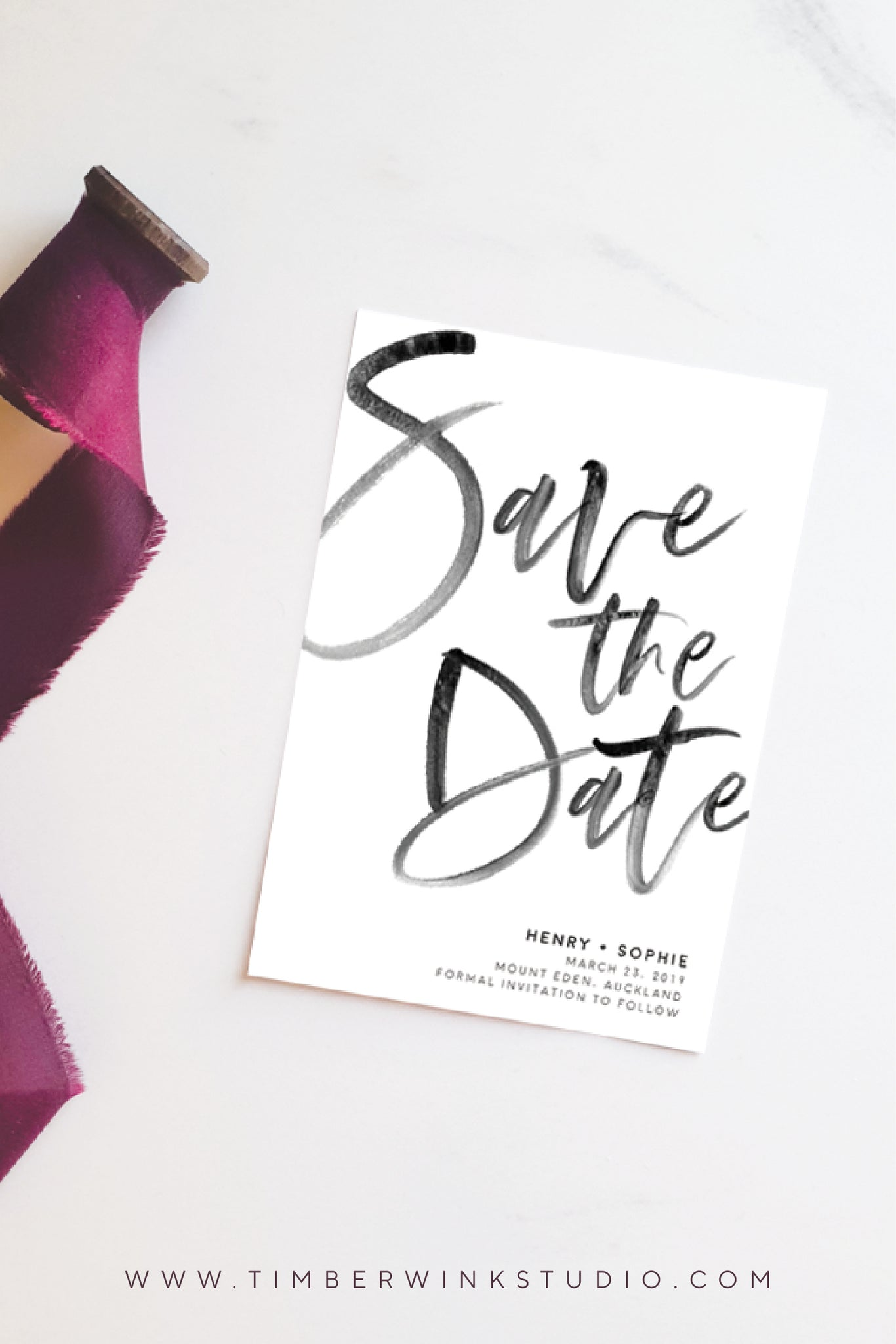 wedding save the date printable template