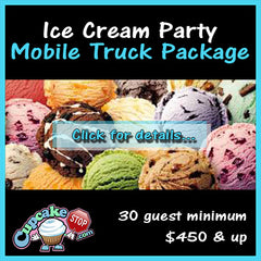 ice cream party truck mobile party package