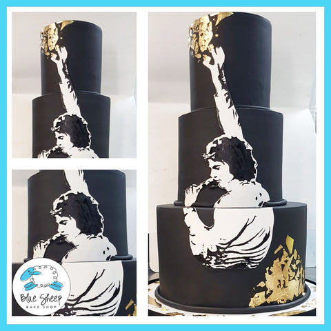 neil diamond 40th birthday cake nj