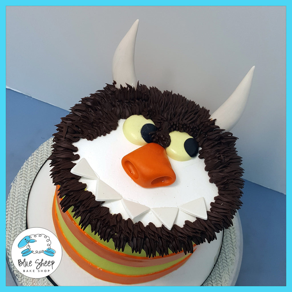 where the wild things are smash cake nj