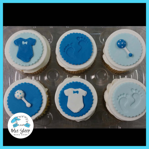 baby shower cupcakes nj