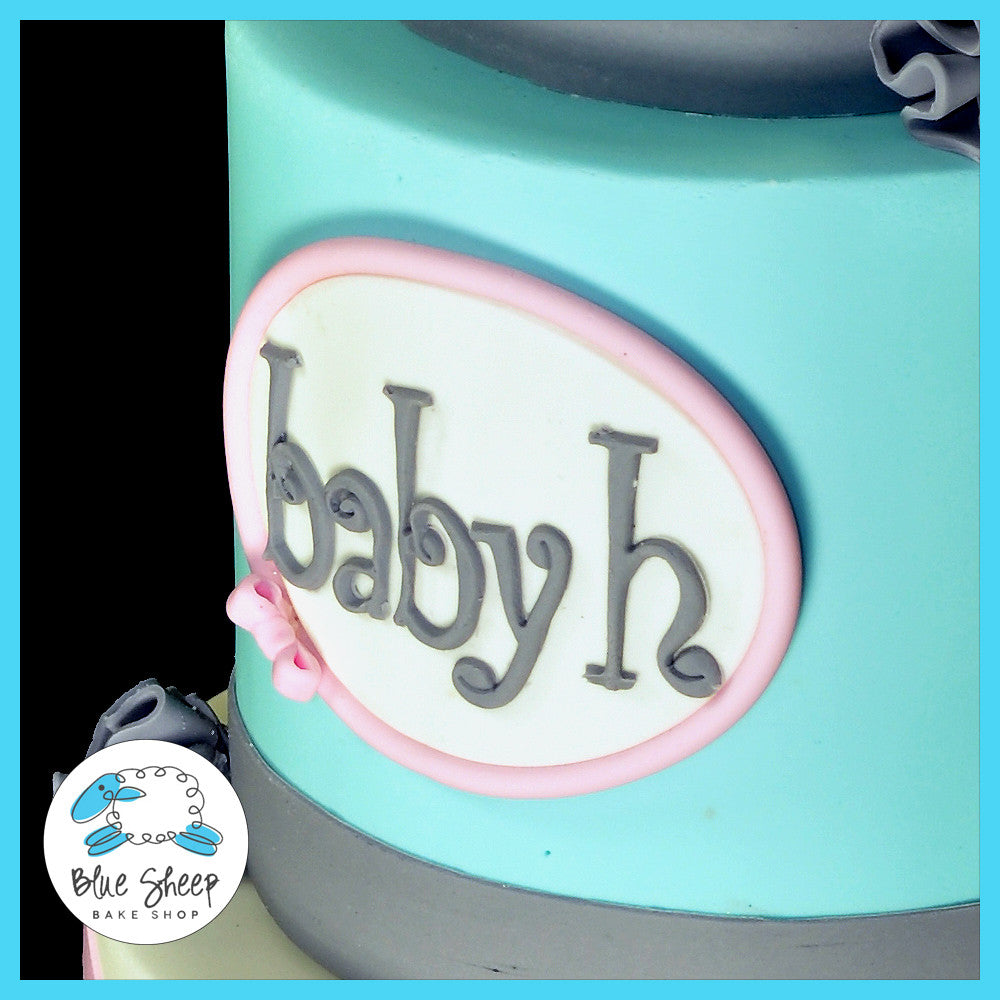 gender reveal cake nj