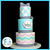 baby shower custom cake nj