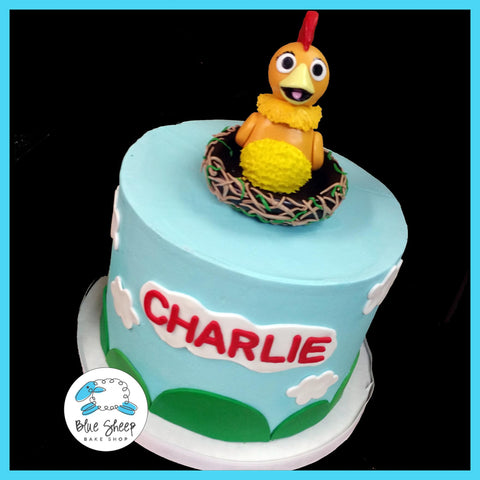 chica from sprout birthday cake nj