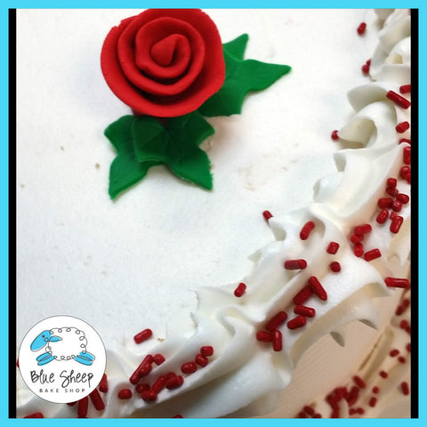 Classic red velvet cake - nj bakery cake