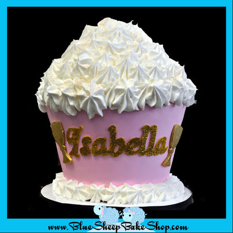 communion cupcake cake nj - custom cakes nj