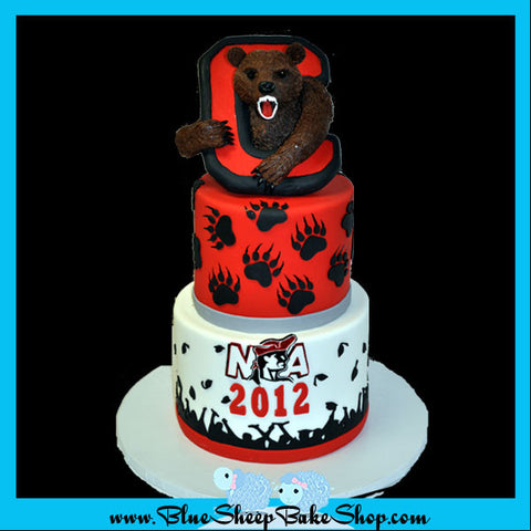 Cornell university graduation cake newark academy graduation cake