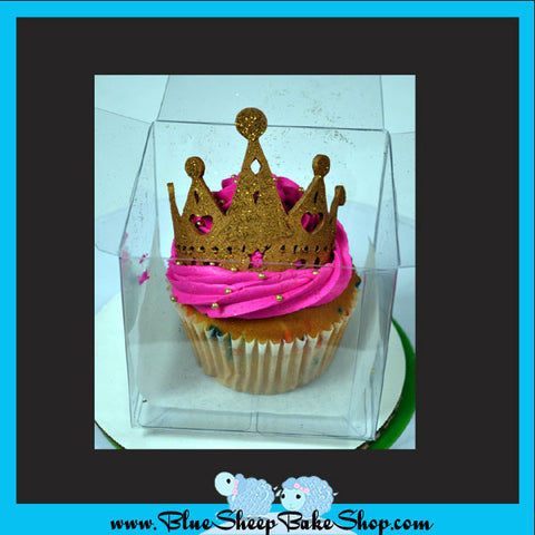 Princess Crown Cupcake