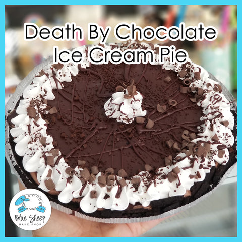 Death By Chocolate Ice Cream Pie
