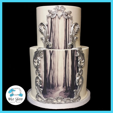 gorgeous wedding cakes nj