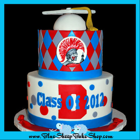 high school graduation cake college graduation cake