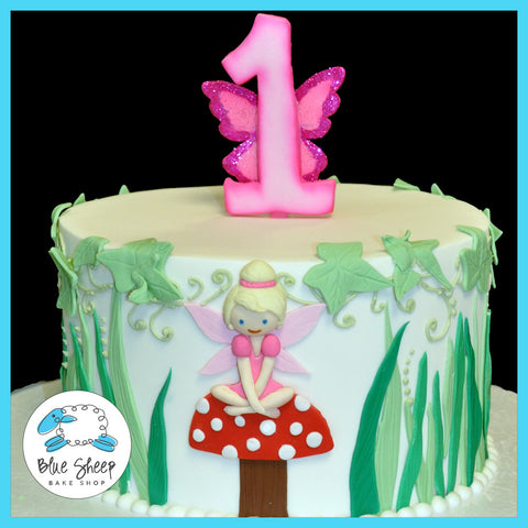 1st Birthday Fairy Cake